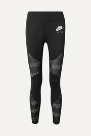 Air perforated Dri-FIT leggings