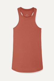 Studio ribbed Dri-FIT tank