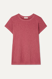 The Tee slub Pima cotton-jersey T-shirt