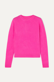 The Elder Statesman Billy cashmere sweater