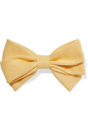 Grosgrain bow hairclip