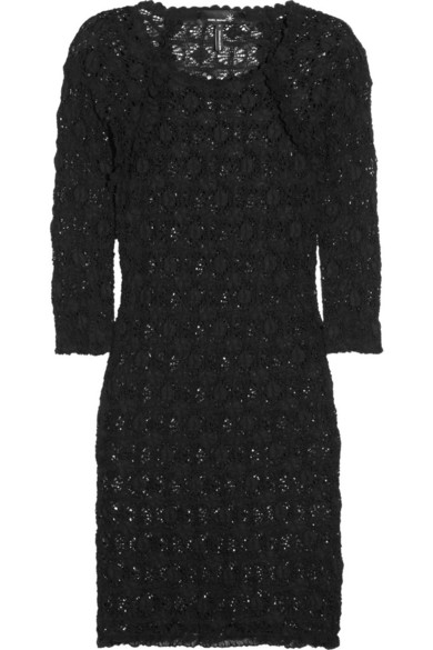 7b15d9e02dd Isabel Marant | Dali stretch-lace mini dress | NET-A-PORTER.COM