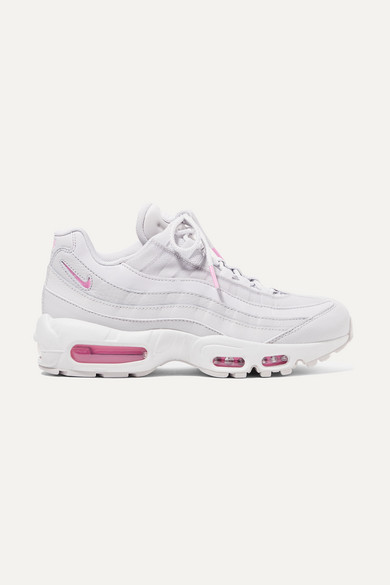 Air Max 95 SE mesh, leather and PVC sneakers