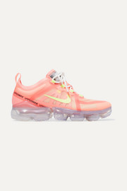 Air Vapormax 2019 mesh and PVC sneakers