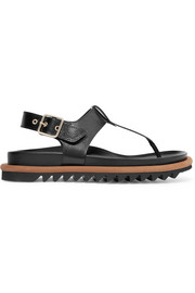 Dries Van Noten Leather sandals