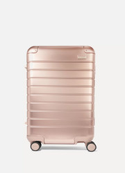 Carry-On aluminum suitcase