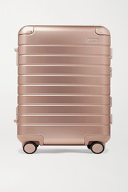 Bigger Carry-On aluminum suitcase