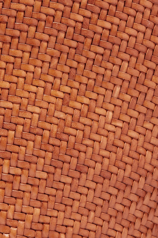 Loeffler Randall Agnes woven leather tote