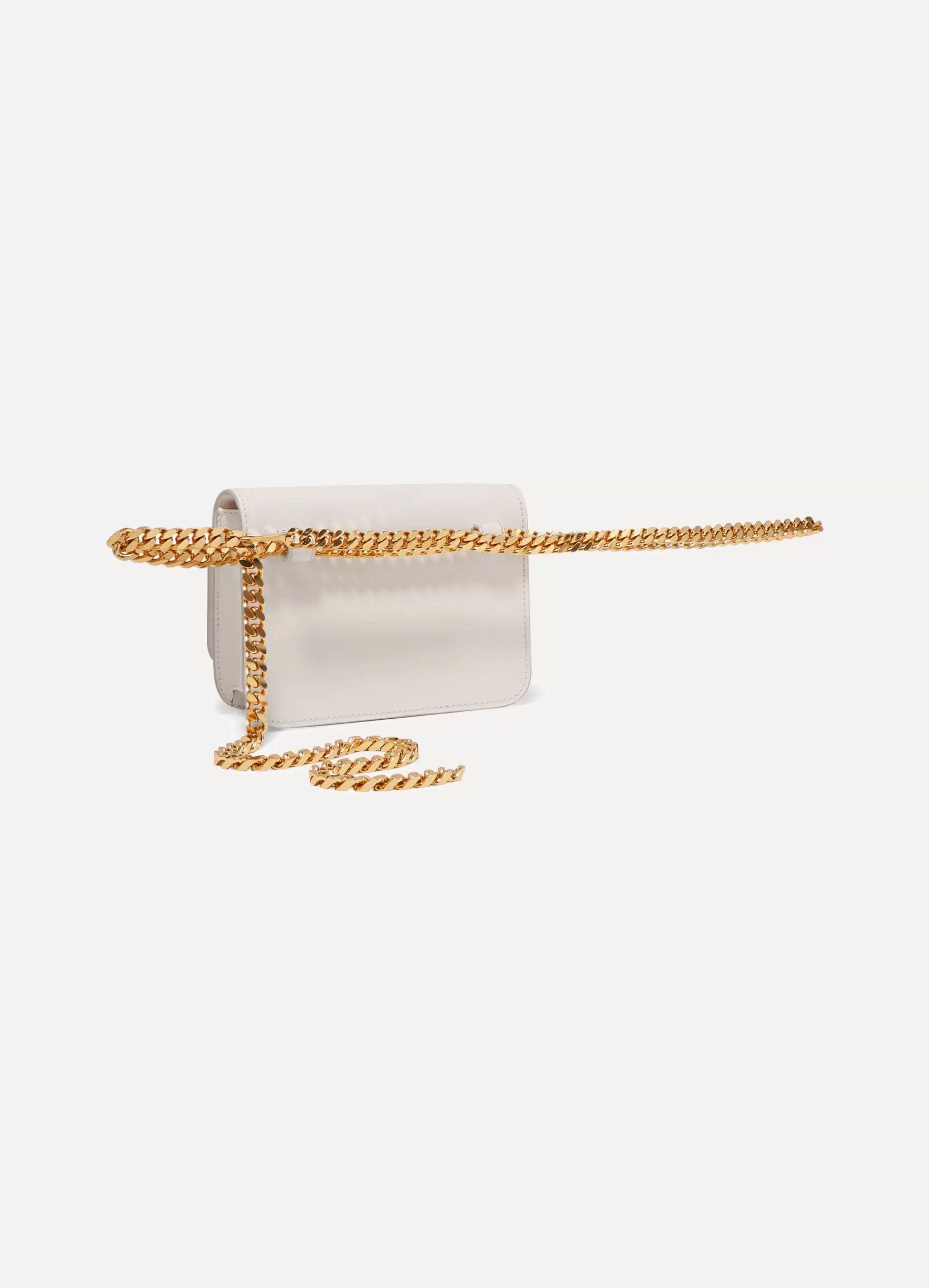 Burberry Leather belt bag