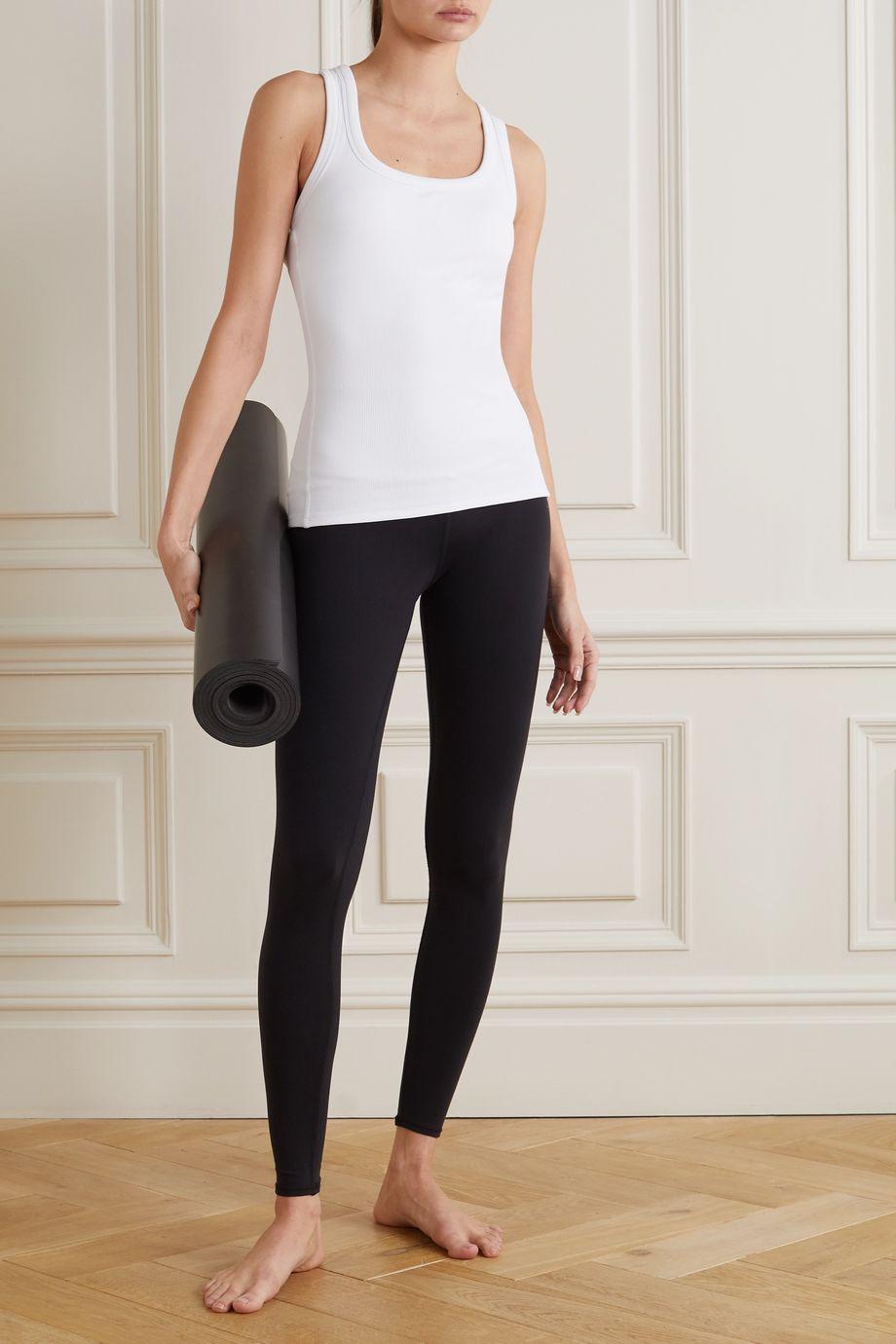 Alo Yoga Ribbed stretch tank