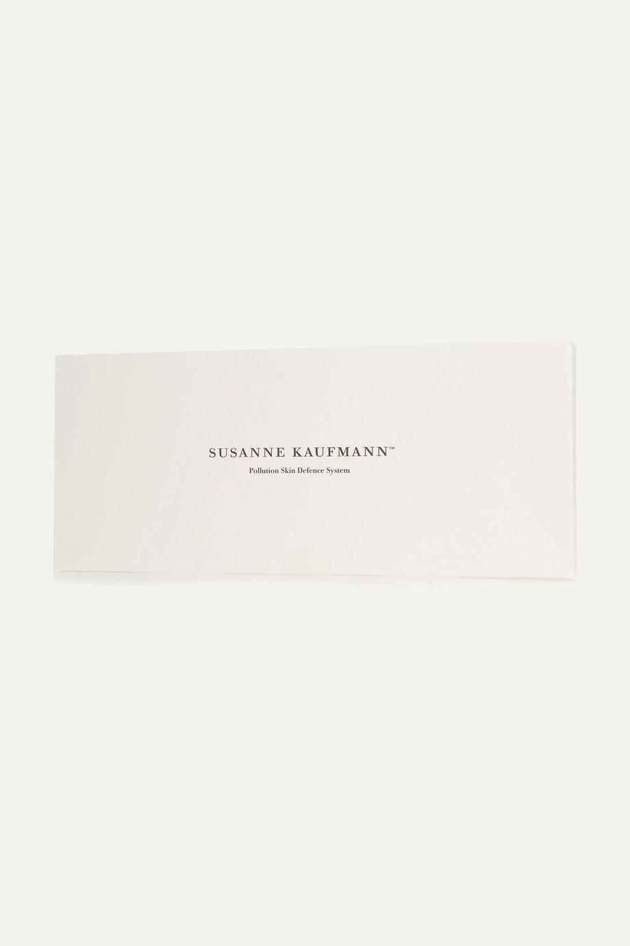 Susanne Kaufmann Pollution Skin Defence System – Set aus drei Seren