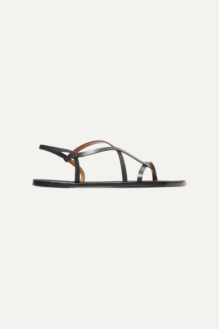 ATP Atelier Lizza leather slingback sandals