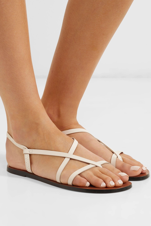 ATP Atelier Lizza leather sandals