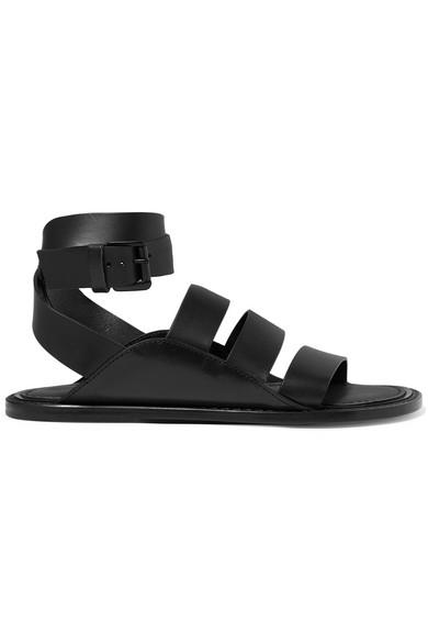 Ann Demeulemeester Sandals Leather sandals