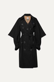 Burberry Cotton-gabardine trench coat
