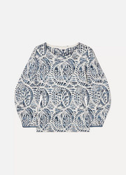 Chloé Stretch jacquard-knit sweater