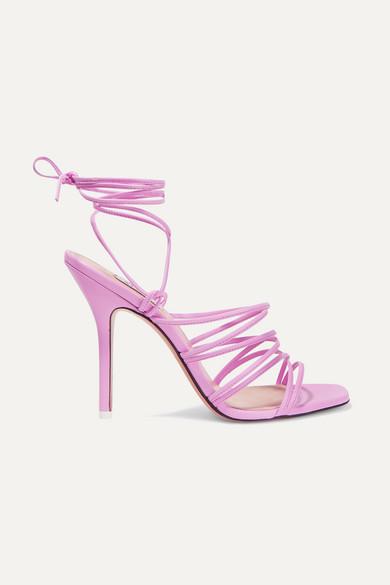Attico Sandals Leather sandals
