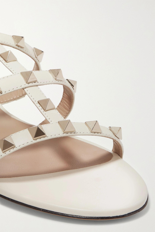Valentino Valentino Garavani The Rockstud leather sandals