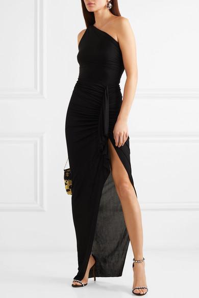 6fe29530 Alexandre Vauthier | Carla crystal-embellished satin sandals | NET-A ...