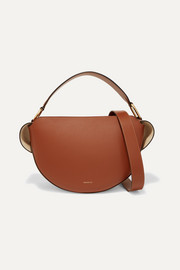 Yara leather shoulder bag