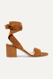 Gianvito Rossi 60 suede sandals