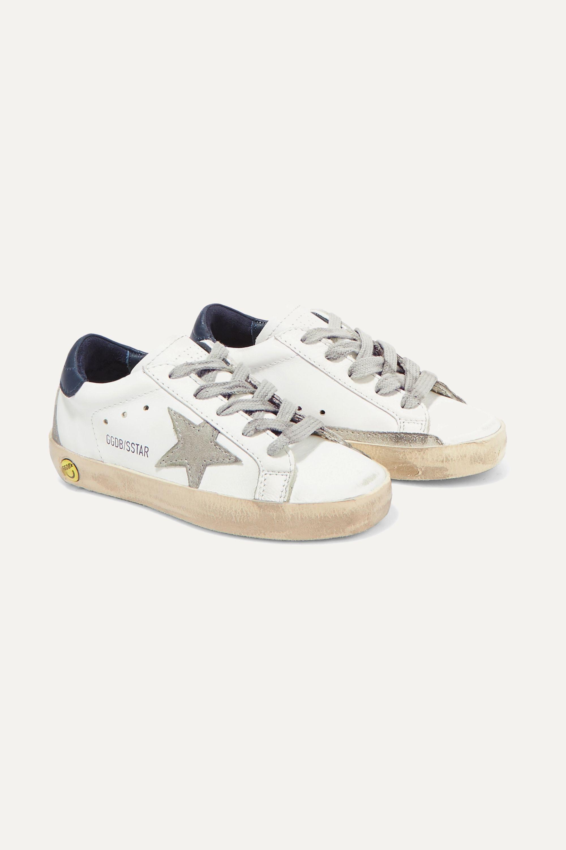 suede sneakers | Golden Goose Kids