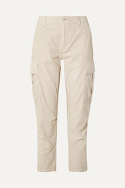 RE/DONE Cotton-ripstop cargo pants