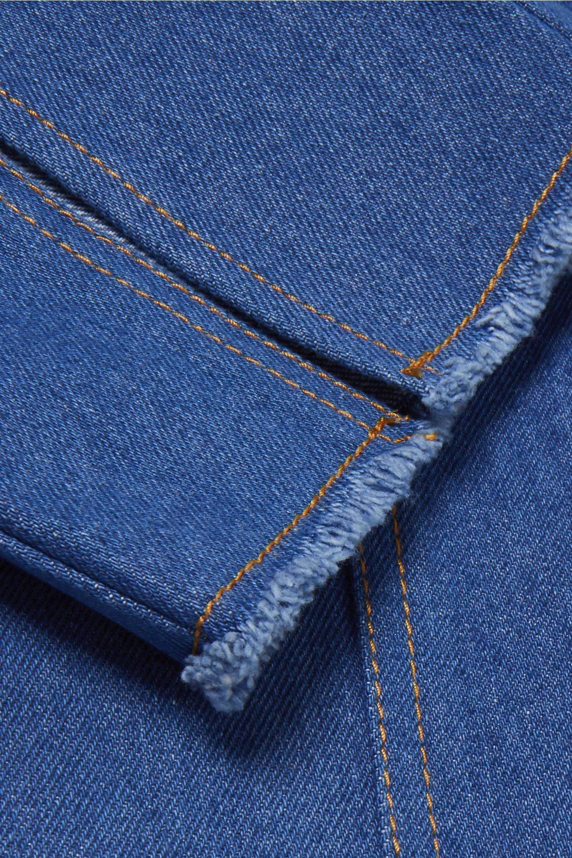 REJINA PYO Elise high-rise straight-leg jeans