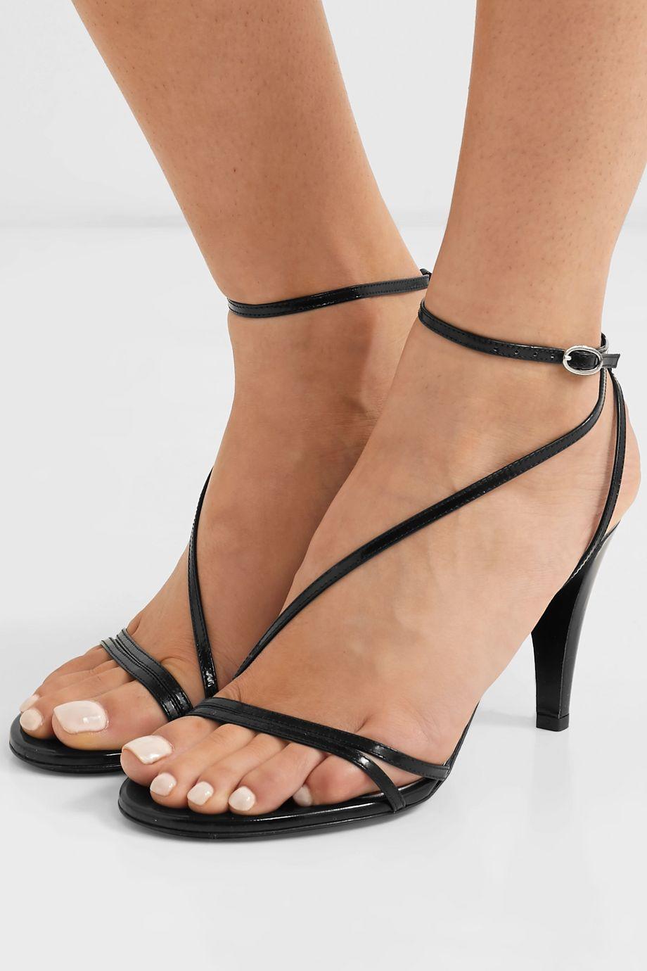 Isabel Marant Arora 皮革凉鞋