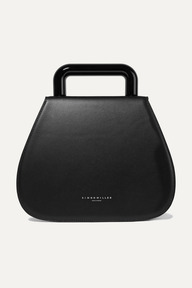 Blast Leather Tote by Simon Miller
