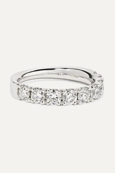 AMRAPALI Platinum Diamond Ring in White