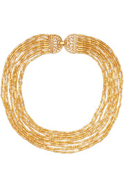 Mitu gold-plated necklace