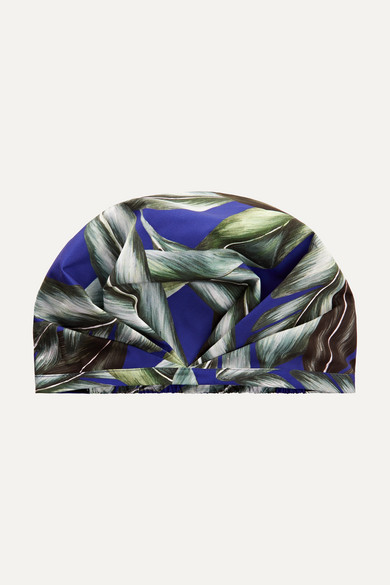 The Pari Printed Shower Cap by Shhhowercap