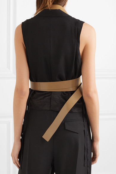 Ann Demeulemeester Belts Leather harness