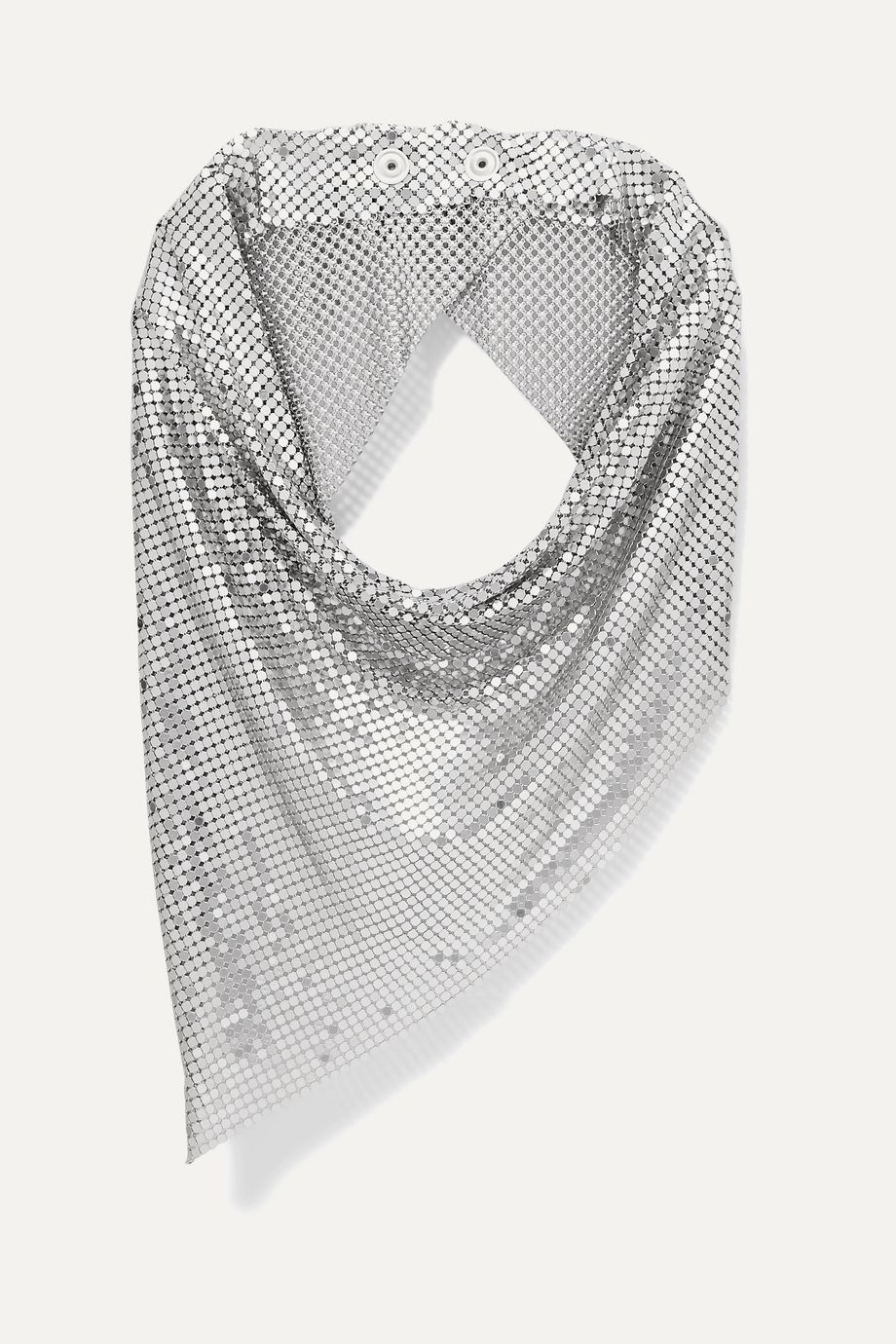 Paco Rabanne Chainmail scarf