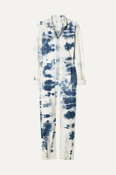 005ed96d41557 Stella McCartney | Tie-dye denim jumpsuit | NET-A-PORTER.COM