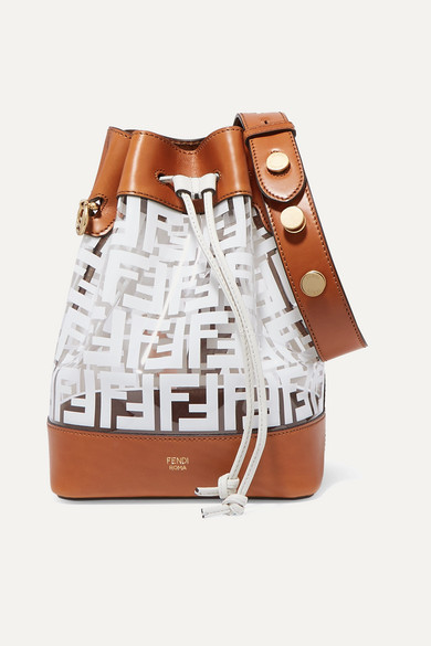 bf388ade362e The bucket bag trend continues to be prosperous for Fendi. Part of the  Spring  19 collection
