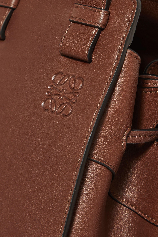 Loewe Sac porté épaule en cuir Hammock Medium