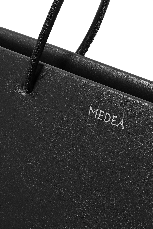 MEDEA Prima Venti leather tote