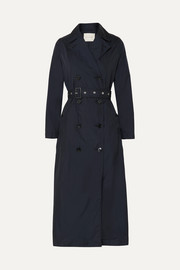 Mackintosh Belted shell trench coat