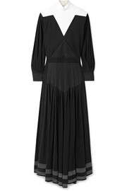 Givenchy Open-back jersey maxi dress