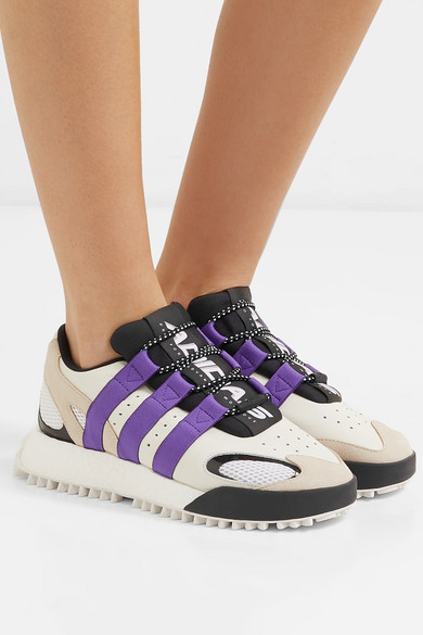 Best price on the market at italist | Adidas Originals by Alexander Wang Adidas Originals By Alexander Wang Wangbody Run Sneakers