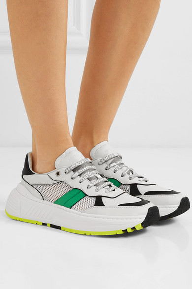 Bottega Veneta Sneakers Speedster leather and mesh sneakers