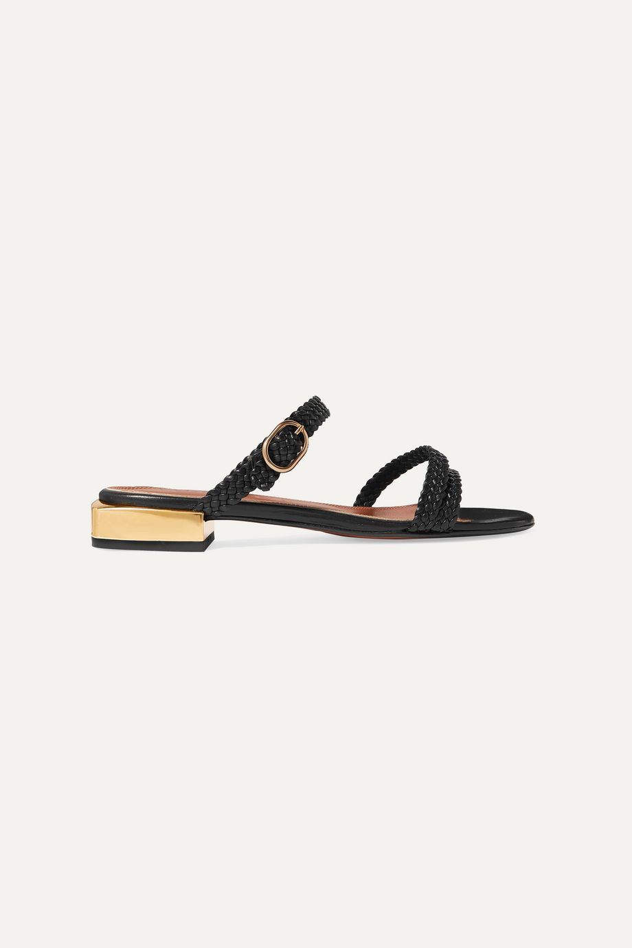 Souliers Martinez Granada woven leather sandals