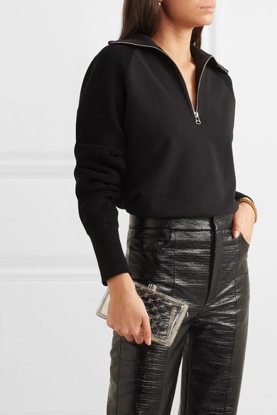 Stella Mccartney Bags Printed plastic shoulder bag
