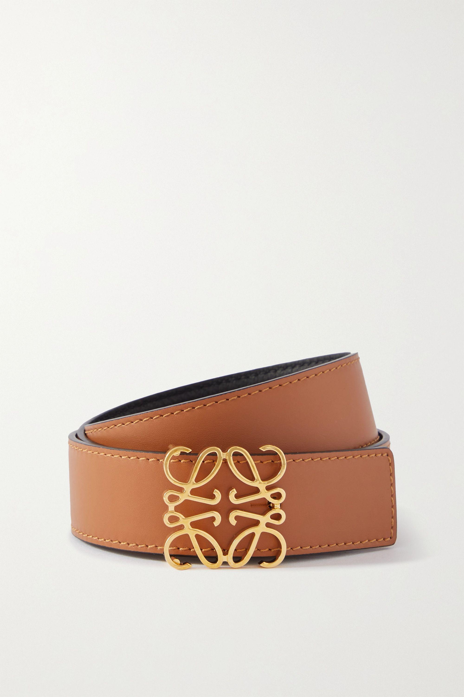 Loewe - Reversible leather belt