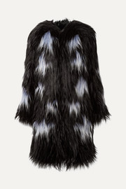 Kim faux fur coat