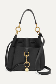 See By Chloé Tony textured-leather bucket bag