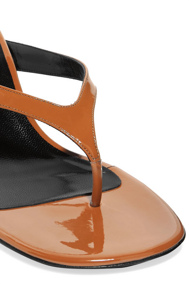 5c318c33d SIMON MILLER. Beep patent-leather sandals. €356.55. More colors available.  Zoom In