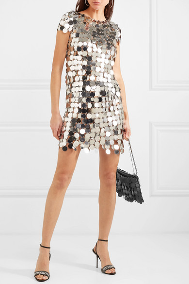 Paco Rabanne Tops Sequined top